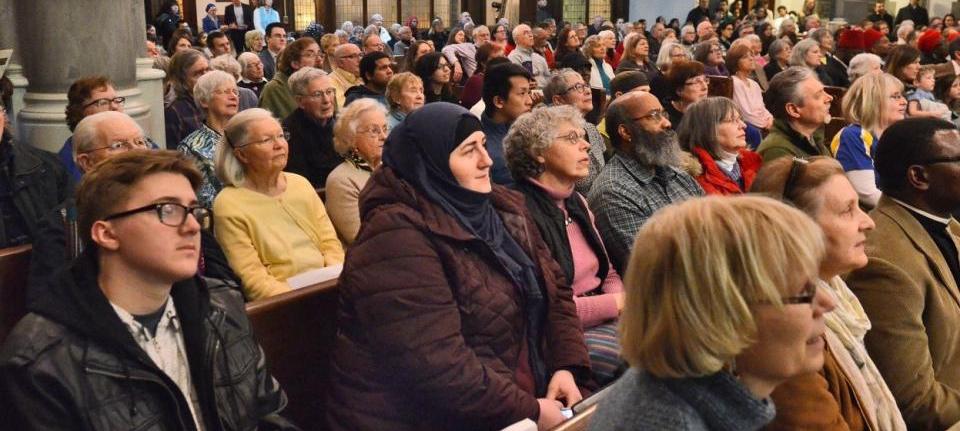 interfaith work